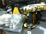 Dewalt Cordless Drill DCD985 and DCF885 Two Tool Kit with Two Batteries